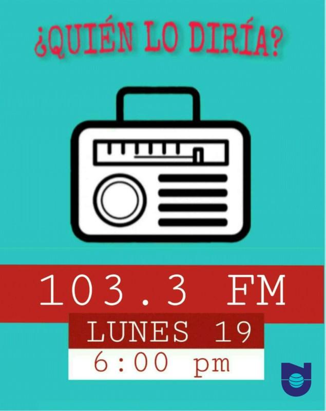 Alumnos CENU en la radio Featured Photo