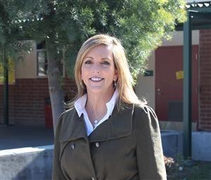Portrait Photo of Ann Fitzgerald Principal