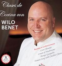 Clases de cocina con Wilo Benet Thumbnail Image