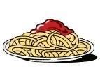 cartoon pasta