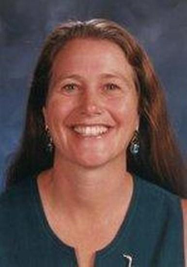 Teacher Marcia Darden