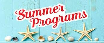 Summer Program Information Featured Photo