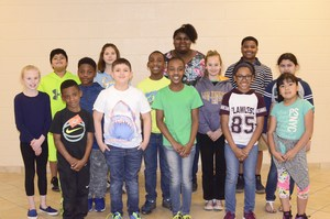 WOS Elementary students placed in UIL Academic Meet.