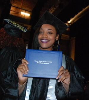 GCAA graduate, Class of 2017