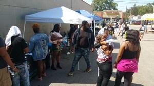 Invictus Community Fair Lee Road Cleveland