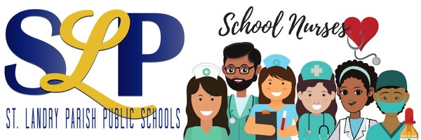 school nurses logo