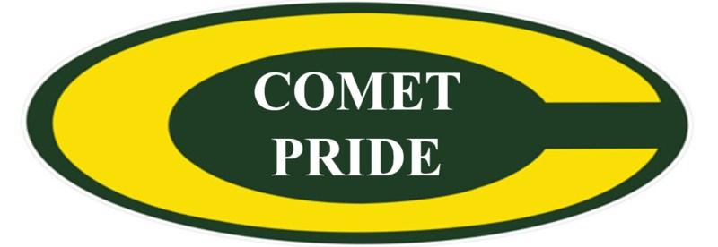 Comet Pride logo