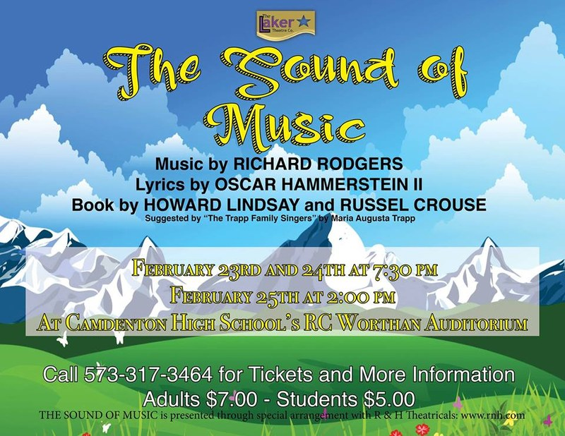 Sound Of Music Featured Photo