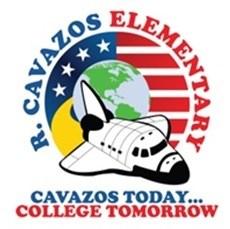 Cavazos Elementary School Logo