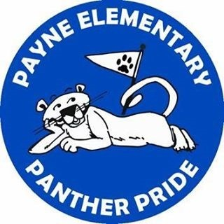 Payne Panther Circle Logo