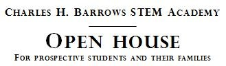 Explore the C.H. Barrows Option.  Open House January 17 Thumbnail Image