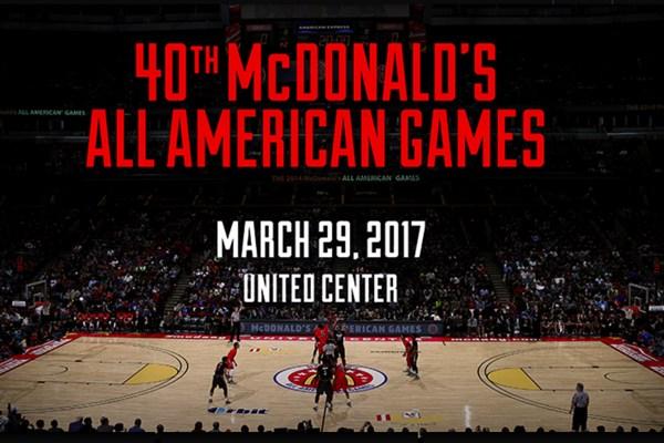 2017 McDonald's All American Games