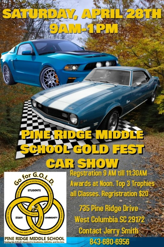 PRMS Car Show