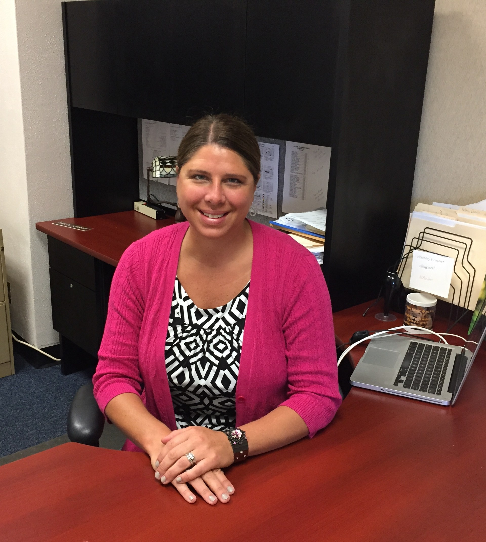 Sarah Hoffnagle, Special Education Supervisor