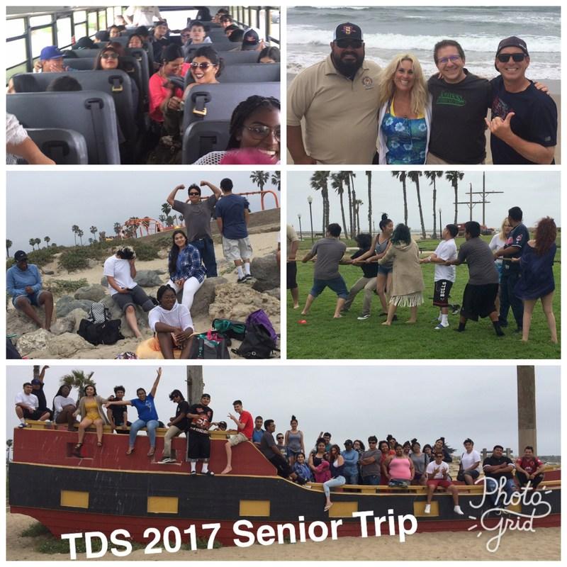 Senior trip to Ventura Beach Thumbnail Image