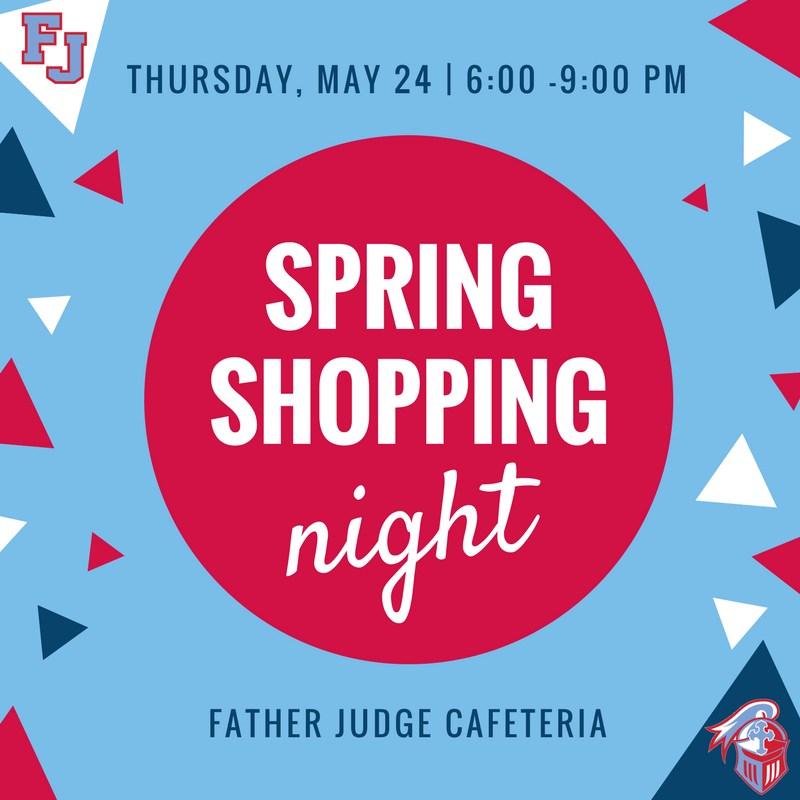 Crusader Shop Spring Shopping Night Thumbnail Image