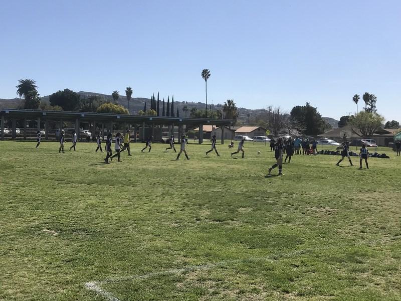 Girls Soccer vs Rancho Veijo