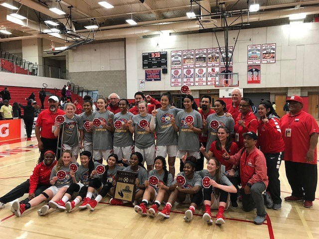 Congratulations to our Girls Basketball Team- CIF Champions Featured Photo
