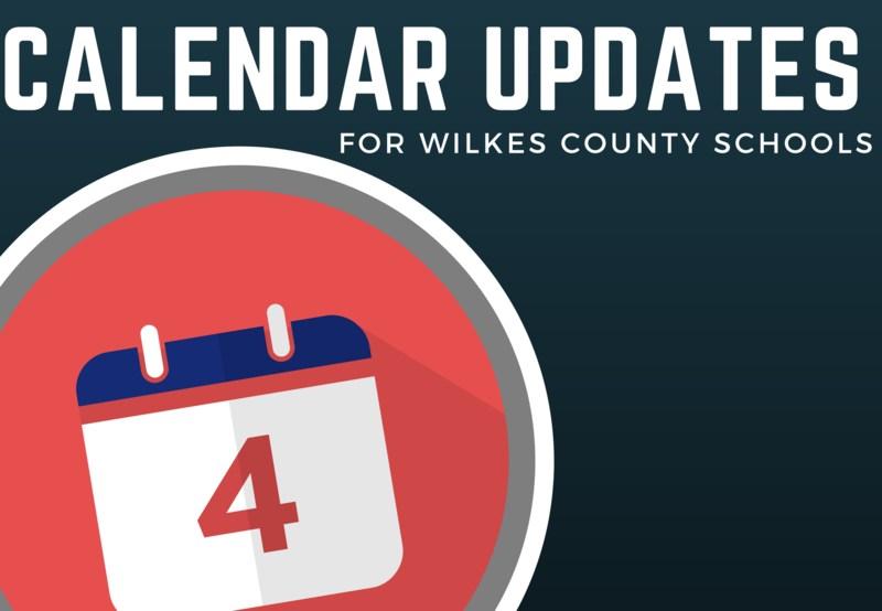 School Calendar Changes Thumbnail Image