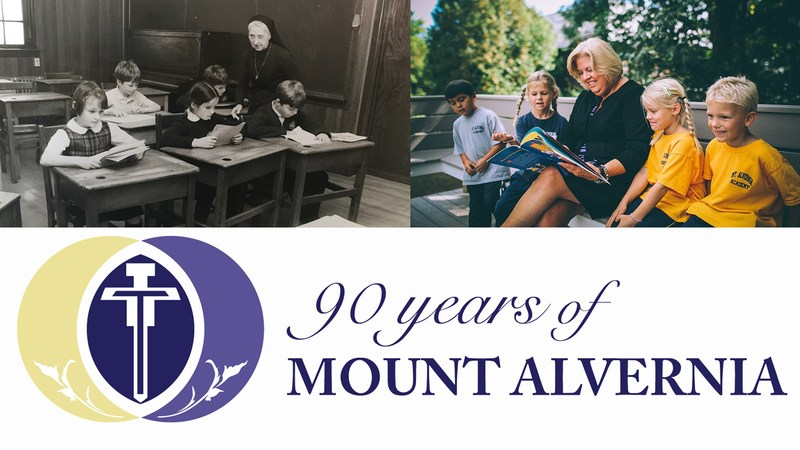 Celebrate 90 Years of Mount Alvernia! Featured Photo