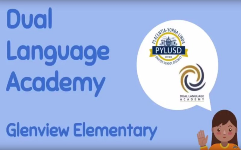 VIDEO: An Inside Look at the Dual Language Academy at Glenview Elementary Thumbnail Image