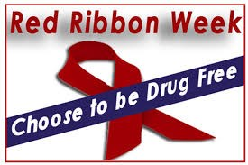 Red Ribbon Week - October 23 - 27, 2017 Featured Photo
