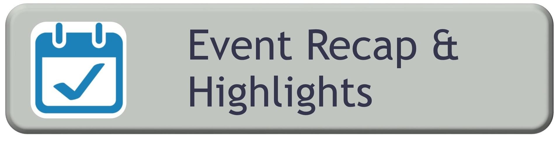 Event Recap/Highlight