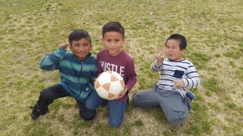 Kinder/1st Soccer