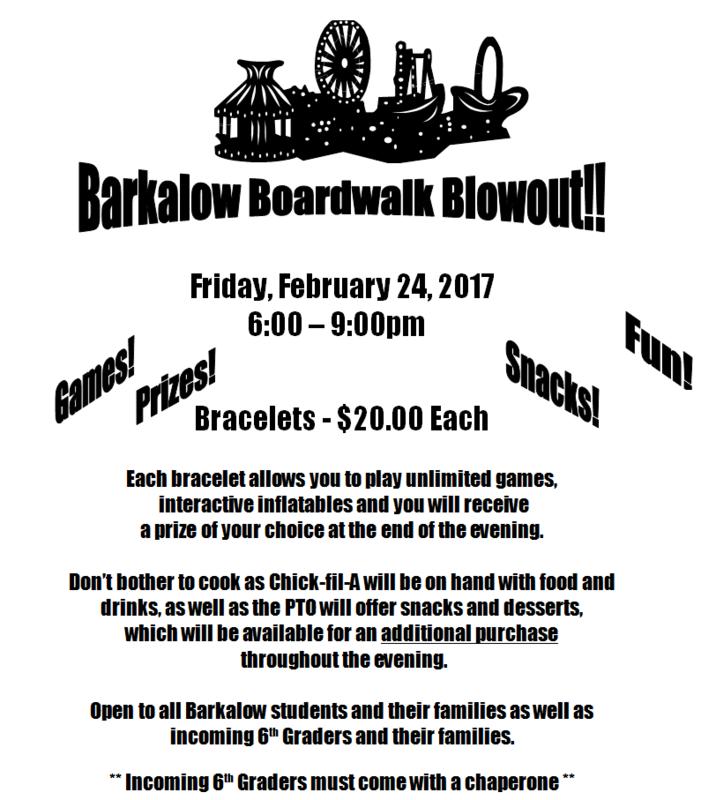 Barkalow Boardwalk Blowout Thumbnail Image