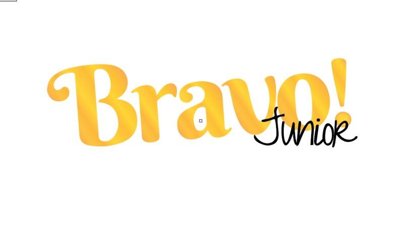 Bravo Jr. Logo