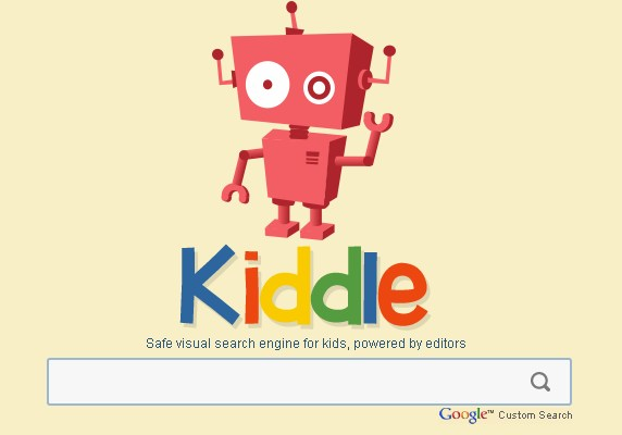 Kiddle Search Engine Logo Icon