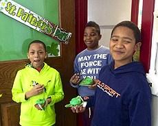 VC Celebrates St. Patrick's Day