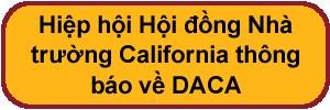 Thông báo của Hiệp hội Nhà trường về DACA