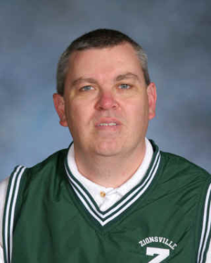 Shaun Busick, Head Coach Boys Basketball photo
