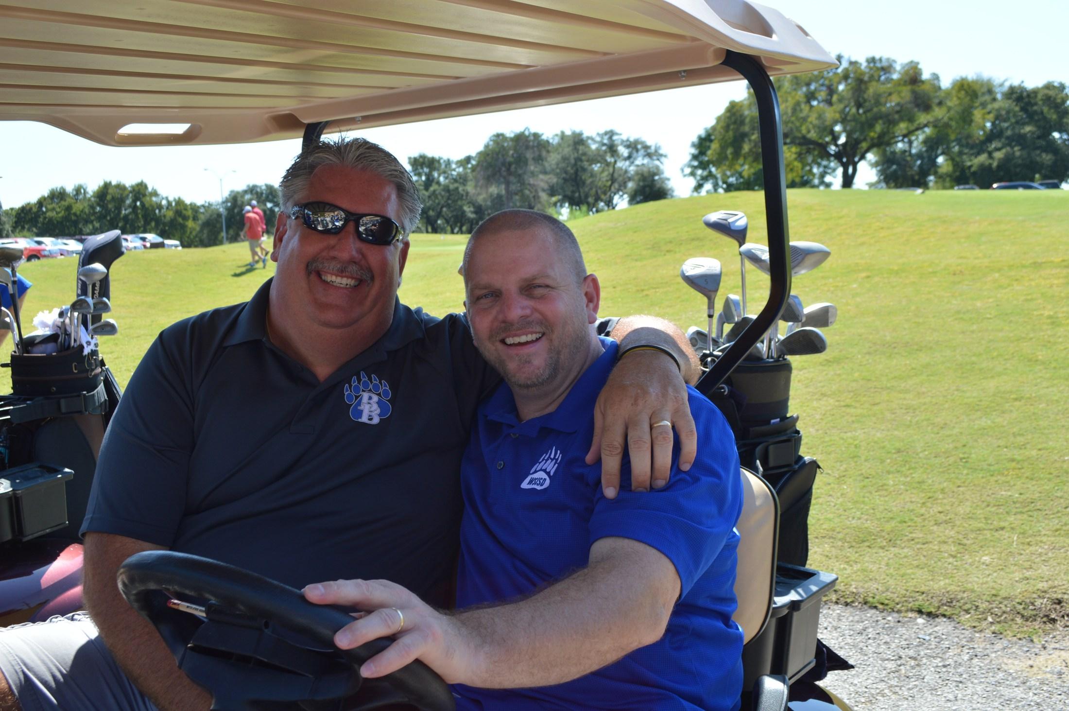 Golf Tournament: Summerhill and Chief Baker