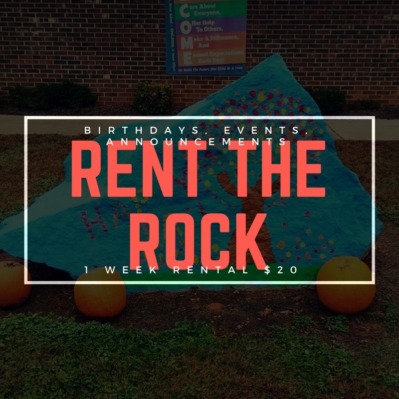 Rent the rock