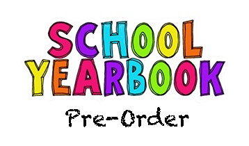 Image result for yearbook order clipart