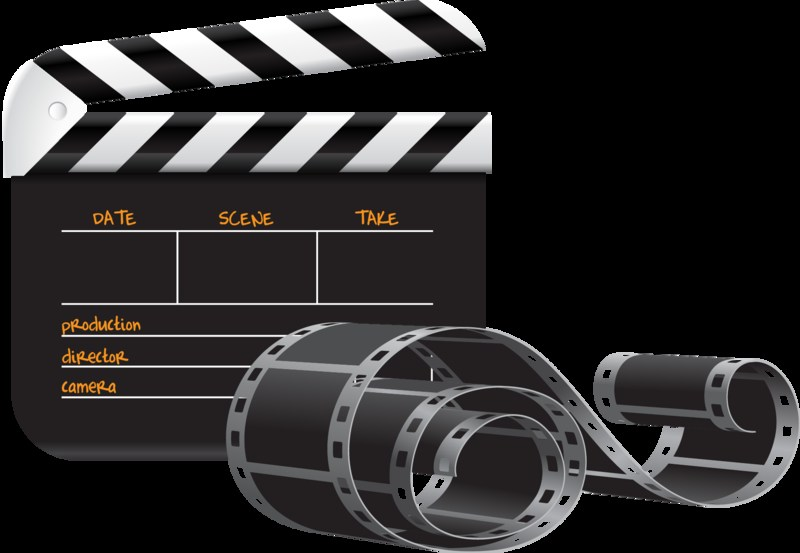 movie creative commons clipart