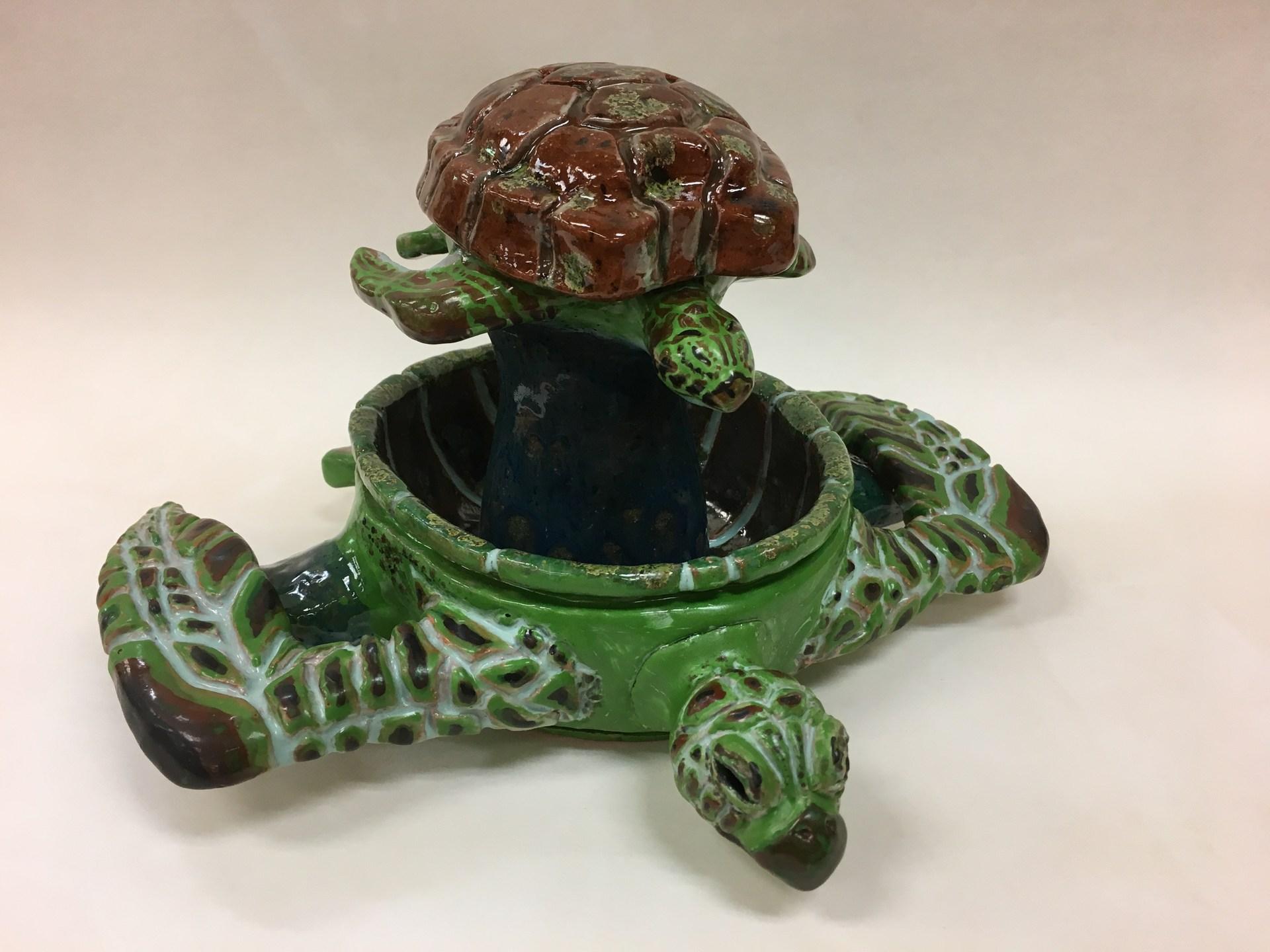 16-17 Pioneer High School Ceramics- J.Sanchez/I.Mora