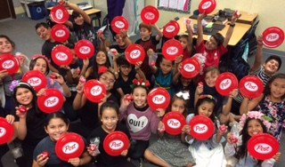 Fourth Grade Class Receives a Surprise Donation! Featured Photo