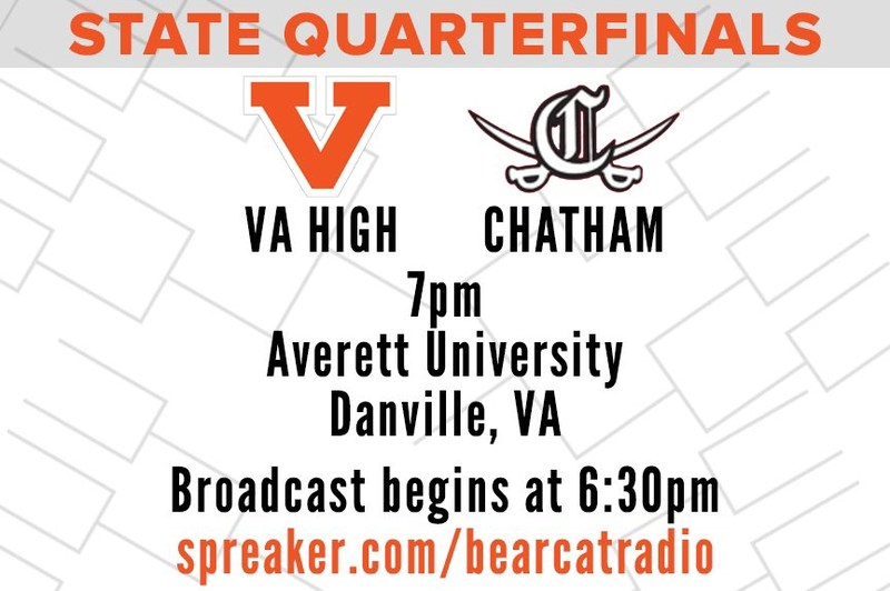 Bearcat Radio will broadcast the game live