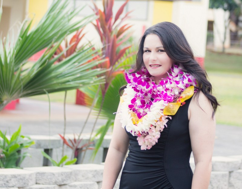 Mrs. Amy Diegel, 2017 Hawaii State History Teacher of the Year! Thumbnail Image