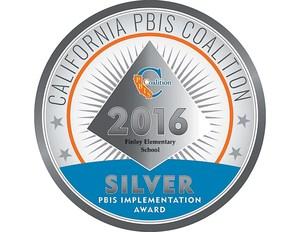 PBIS silver medal