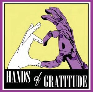 hand of gratitude logo