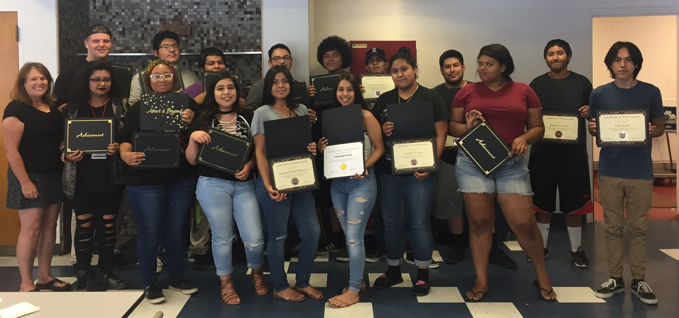 HONOR ROLL SESSION 4 2016-17 BHS