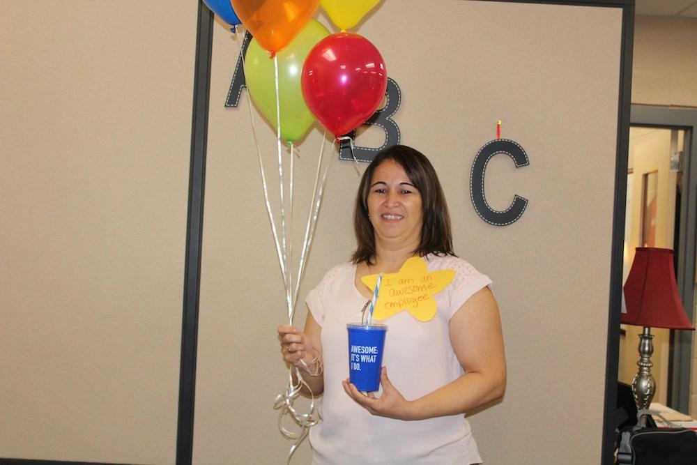 Rogelia Hernandez-HR Specialist