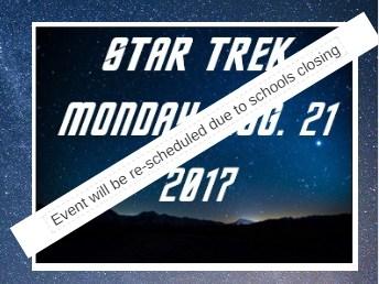 Star Trek Annual Fundraiser Thumbnail Image