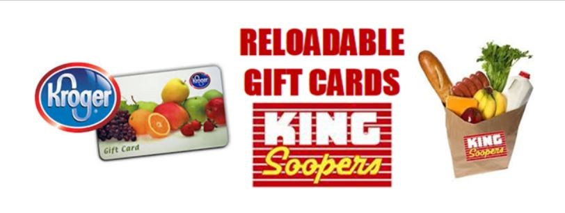 King Soopers Card Fundraising