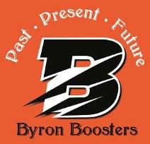 Byron Boosters Logo