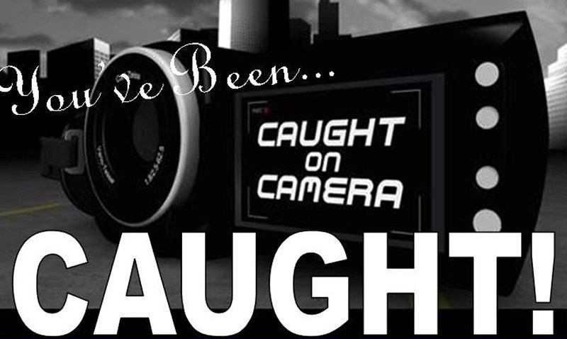 You've Been Caught! Thumbnail Image